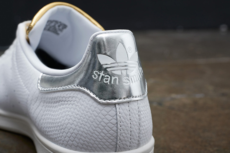 adidas original stan smith 2 verte