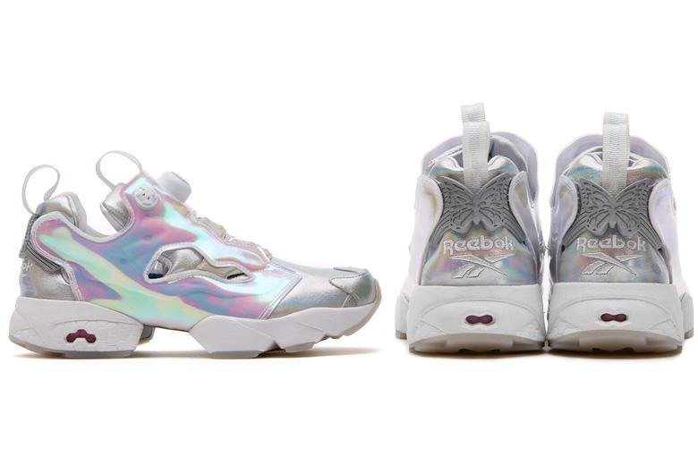 REEBOK INSTA PUMP FURY CINDERELLA – Le Buzz Sneaker blog