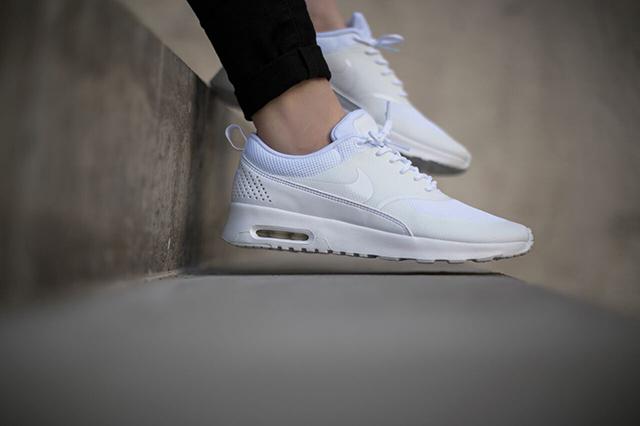 Nike Air Presto Femme Blanche