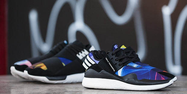 0dfc579a7 Adidas Y-3 Retro Boost « Multi-Colour » – Le Buzz Sneaker blog