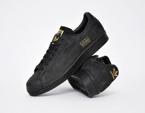 Adidas Superstar Croco Noir